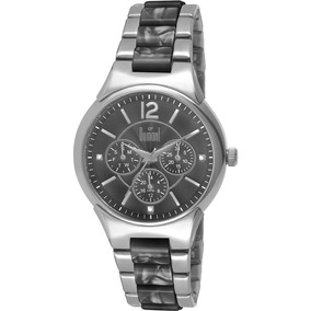 Relógio Feminino Dumont Multifunção Du6p29abg/3c
