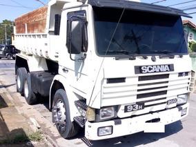 Caminhão Scania P93/batatais Caminhões