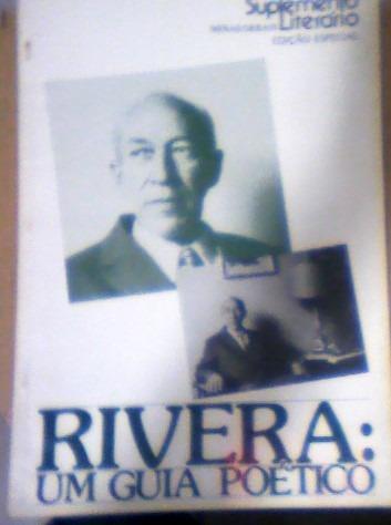 Suplemento Literário Minas Gerais 27-10- 84- Rivera