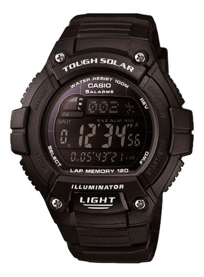 Relógio Casio W-s220-1bvdf Padrão Hora Mundial - Refinado