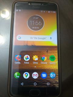 Motorola Moto E4 Plus 3gb Ram - 16gb Almacenamiento, 2 Chips