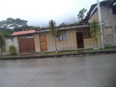 Venta De Casa Campo- Amazonas(rodriguez De Mendoza)