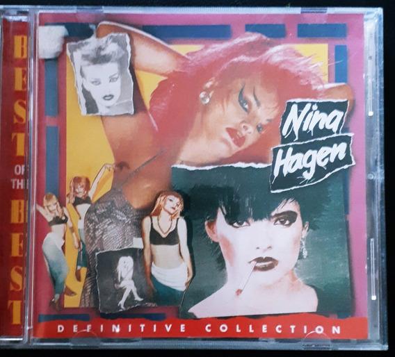 Nina Hagen - Definitive Colection - Cd Holandes
