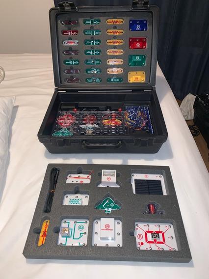 Kit De Aprendizado De Eletricidade E Eletrônica