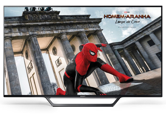 Smart Tv 40 Sony Led Fhd Smart & Durável Kdl-40w655d