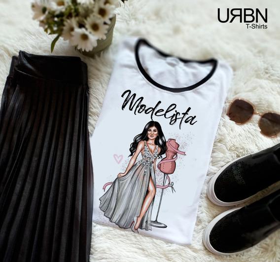 Camiseta Blusa T-shirt Fashion Profissão Profissões Diversas