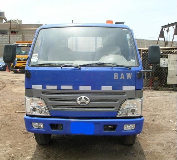 Camión 4 Tn Baw Incapower Baranda Baja Oferta