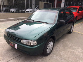 Volkswagen Gol 1.6 Mi Cl 5p Gasolina - Ano 1999