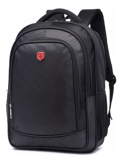 Mochila Notebook Laptop 15 Pol Executiva Escolar + Brinde
