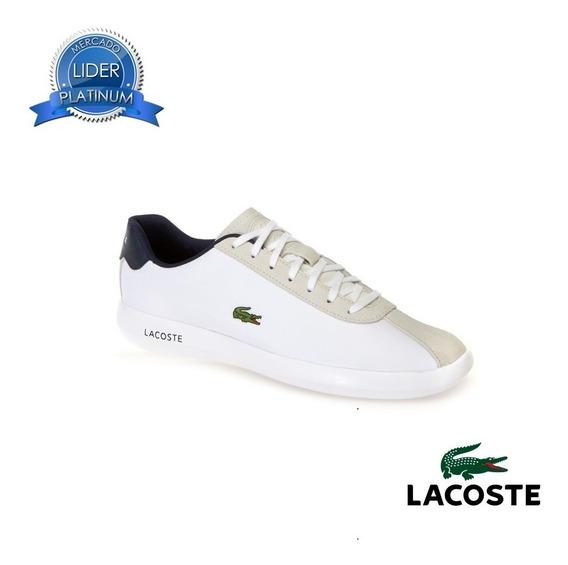 Zapatillas Lacoste Avance 318 3 Blanco 042 Original