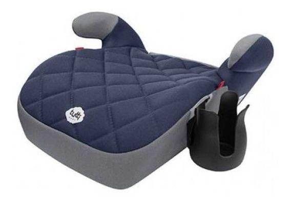 Assento De Elevação Para Carro Tutti Baby Triton Azul