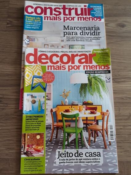 Revista Decora & Construir Mais Por Menos Criança Decoração