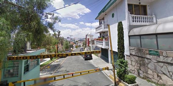 Casa En Venta De Remate, Viveros De La Loma Tlalnepantla