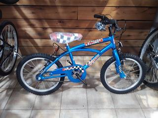 Bicicleta Rodado 16 Playera . Dagnino Bikes