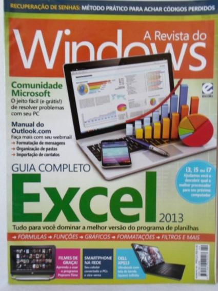 Revista Oficial Do Windows Nº 90 Guia Completo Excel 2013