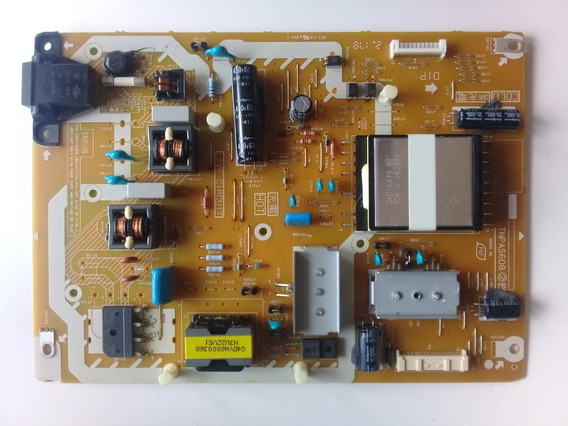 Placa Da Fonte Da Panasonic Tc-l42e5bg Garantia De 90 Dias