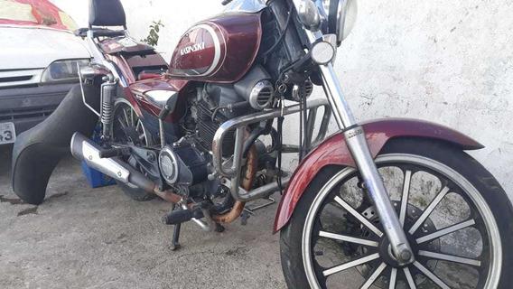 Moto Kasinski Mirage 150