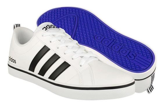 Tenis adidas Aw4594 25-28 Simipiel Blanco