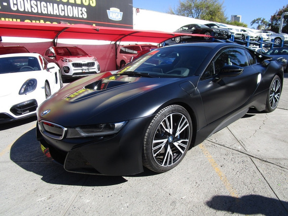 Bmw I8 Pure Impulse 2017