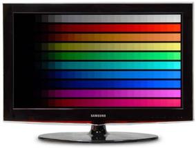 Display Com Backlight Lcd Ln32d450