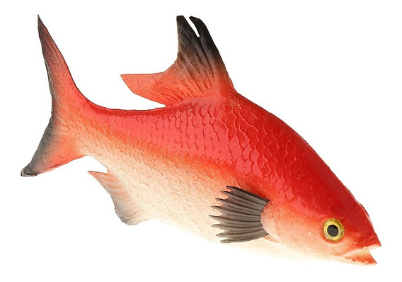 Ornamento Peixe Mar Artificial Natural Para Decorações Aquár