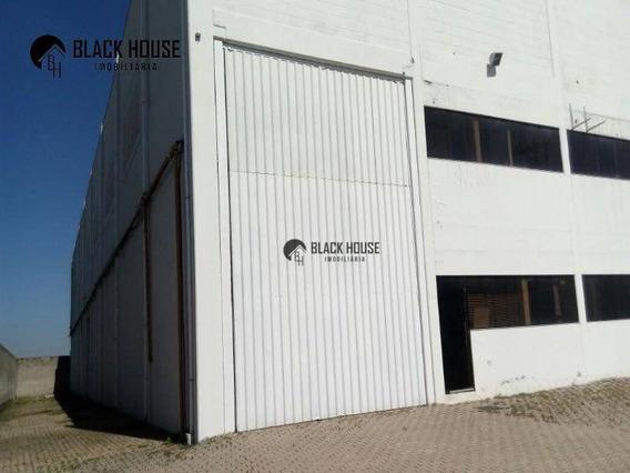 Galpão Para Alugar, 800 M² Por R$ 12.000,00 - Cajuru Do Sul - Sorocaba/sp - Ga0100