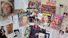 Lote Fotos Xuxa Paquitas Anos 80 90