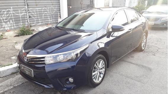 Toyota Corolla 2.0 Altis Aut. Com Borboleta - 2017