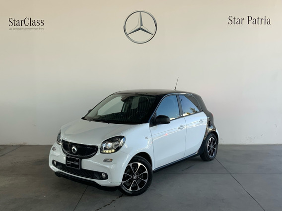 Star Patria Santa Anita Smart Forfour Passion 2017