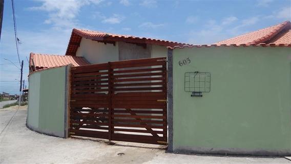 Casa Em Mongaguá Nova R$ 218.900 Mil, Ótimo Local Ref 6972c