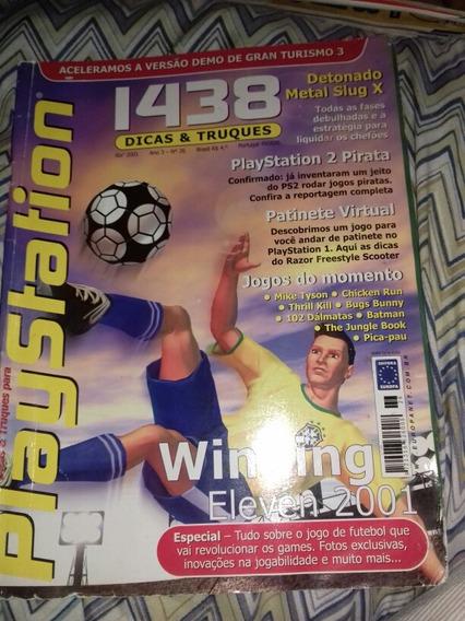 Revista Playstation Dicas E Truques Numero 26