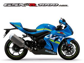 Suzuki Gsx R 1000 A 2018/2019 0km Azul
