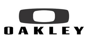 Adesivo Oakley 2 Peças Frete Grátis 20cm Carros Motos
