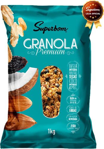 Granola Premium 500g - Superbom
