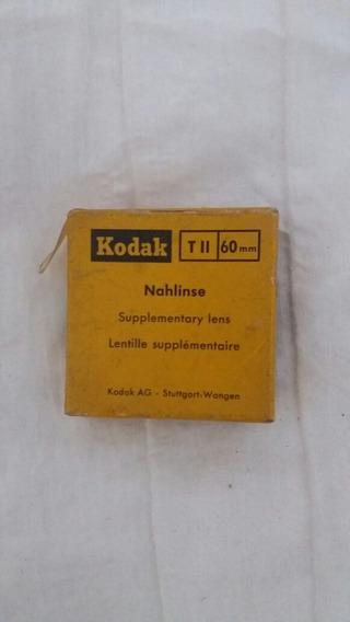 Kodak Lente Suplementar 60mm Câmera Fotográfica Antiga