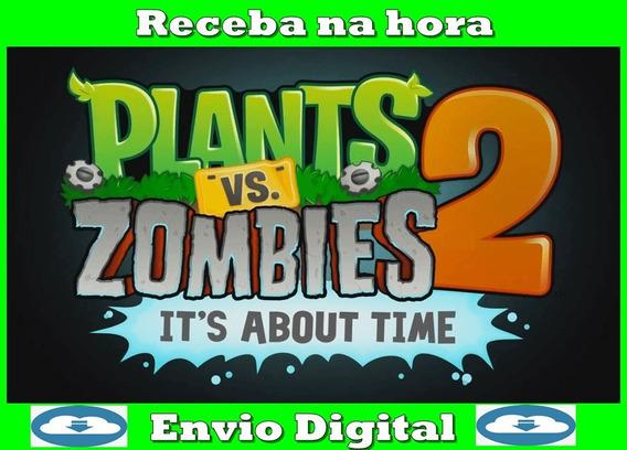 Plants Vs Zombie 2 Pc Em Português Frete Gratis!
