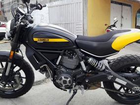Ducati Scrambler Full Throttle Deep Black