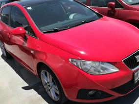 Seat Ibiza Sport Tm 2012 Color Rojo