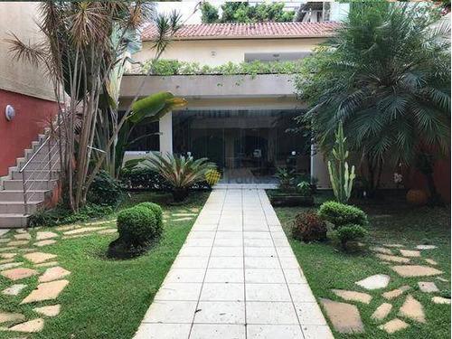 Imagem 1 de 30 de Casa À Venda, 247 M² Por R$ 1.700.000,00 - Jardim - Santo André/sp - Ca0614