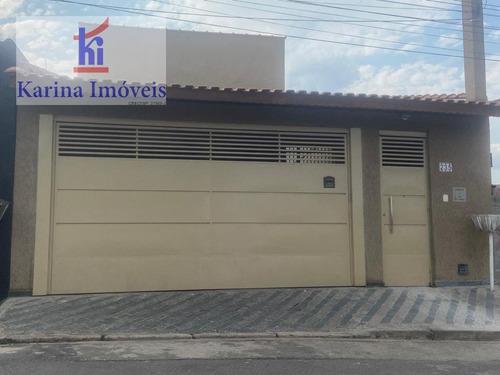 Imagem 1 de 15 de Casa Térrea Em Vila Carmela Ii - Guarulhos, Sp - 2613