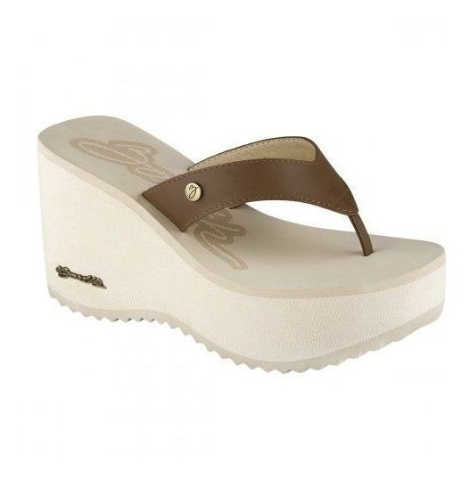 Chinelo Barth Shoes Sorvete Cristal/ Ambar