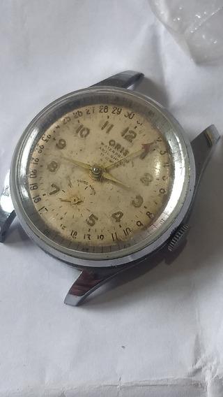 Relógio Antigo Oris Calendário Perpétuo