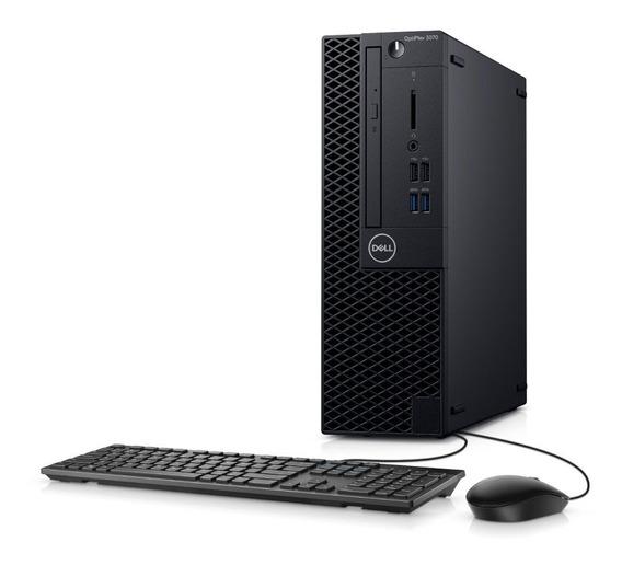 Desktop Dell Optiplex 3070 Small I5-9500 256gb Ssd 8gb Win10