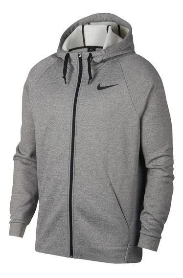 Sudadera Cierre M/larga Nike Hombre