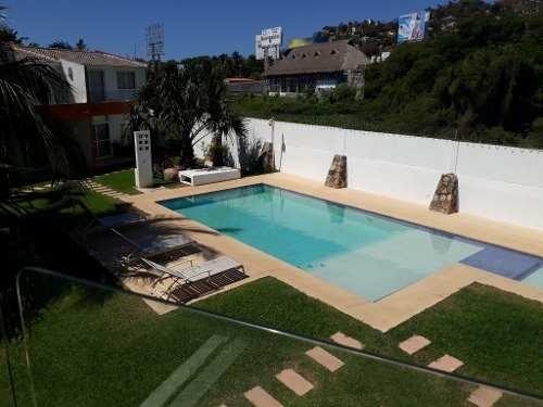 Casaen Fracc. Residencial Diamante, Acapulco Con Alberca