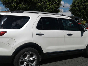 Ford Explorer Limited V6 Sync 4x2 Mt 2012