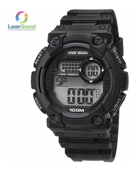 Relógio Mormaii Masculino Moy1587/8c C/ Garantia E Nf