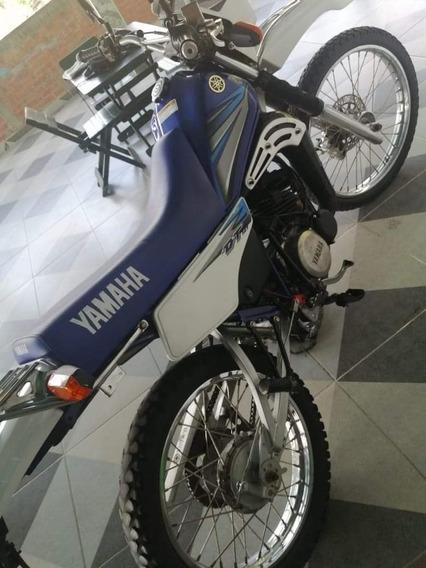 Yamaha Dt Yamaha 125 2007