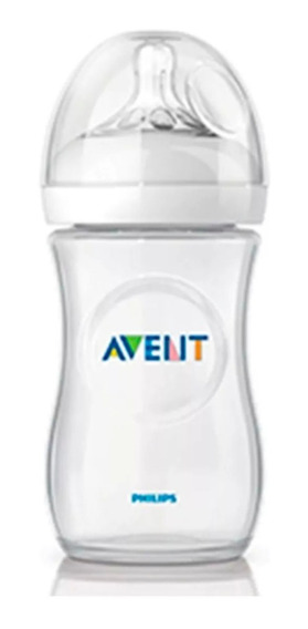 Mamadera Linea Natural Avent 330 Ml Babymovil Cuotas Full