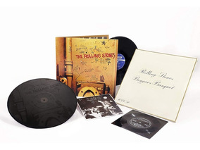 Lp Rolling Stones - Beggars Banquet Limited Edition, Box Set